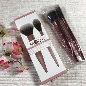 Mōda LE Face Brush Set